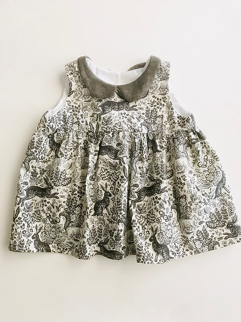 Fable Charcoal Dress