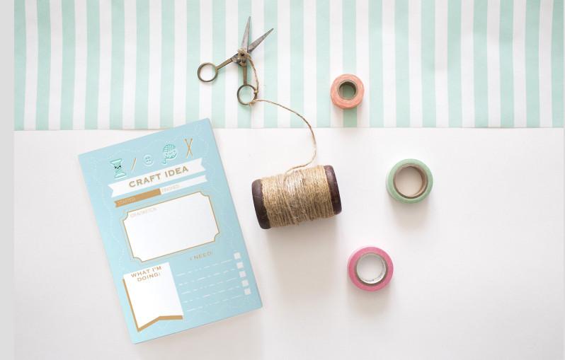 Craft Idea Post-It® Notes