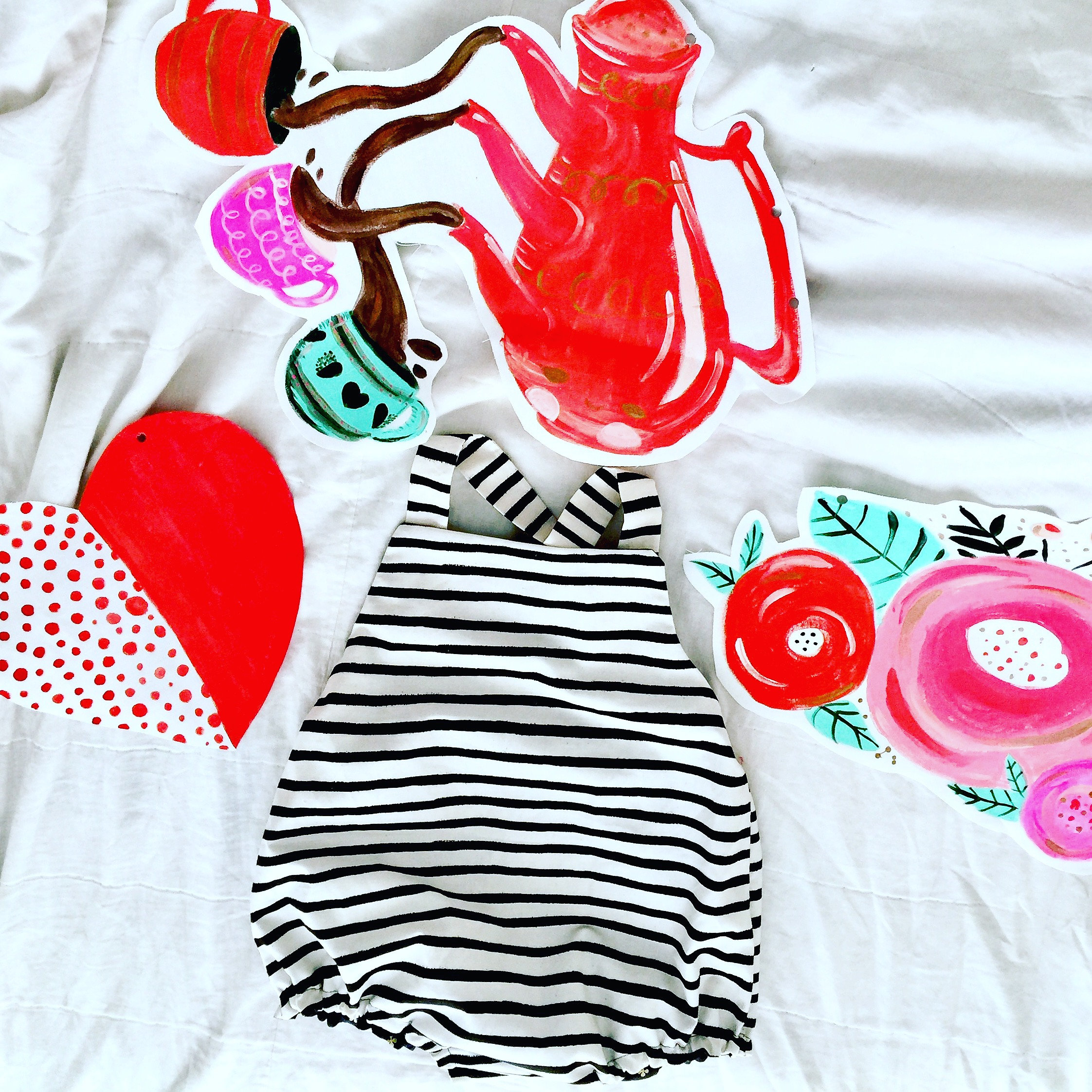 Baby clothes accessories & nursery fabrics by Sew Knit And Crafty