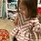 Thumbnail: Candy Stripes Peplum Top