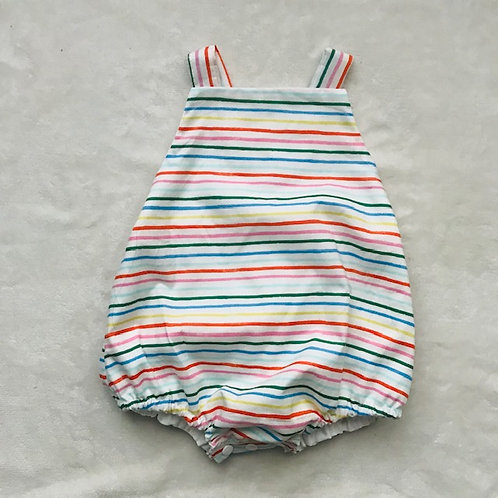 Happy Stripes Romper