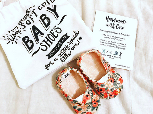 Baby Shoes Giveaway!