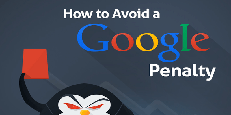 Avoid Google Penalty
