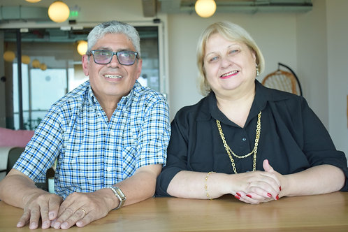 Ricardo y Estela