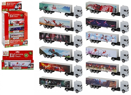 Elf Collectable Lorry