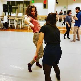 Workshop: Silent Dance // Sessizlik Dans