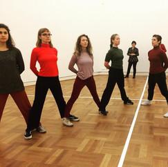 Performance: Revolving Door - Allora / Calzadilla