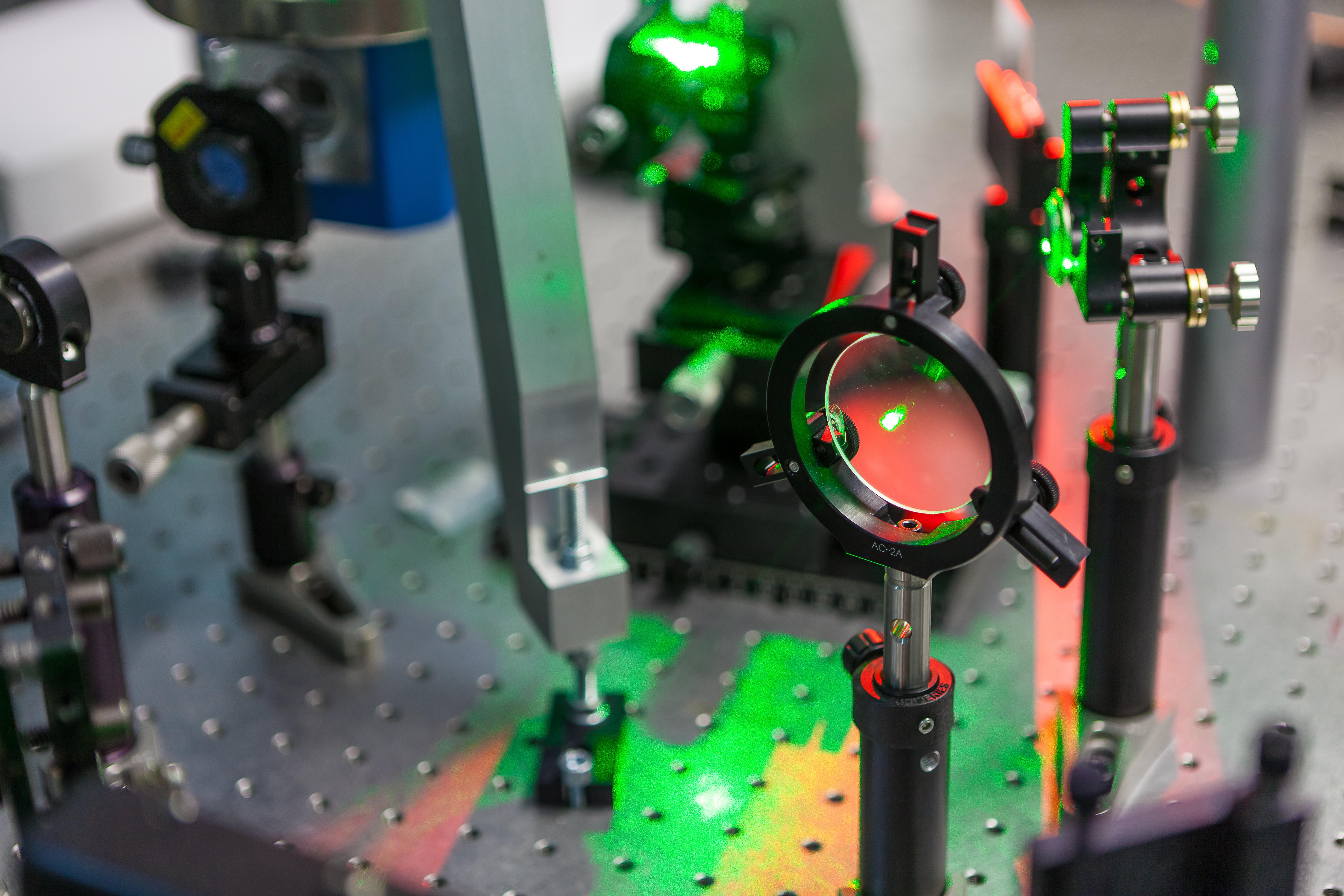 Optische Industrie