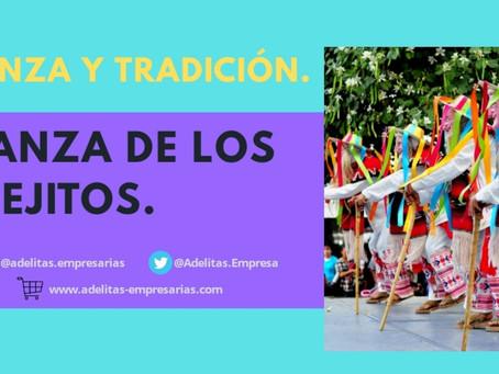 La danza de los viejitos, tradición mexicana. 👴🇲🇽