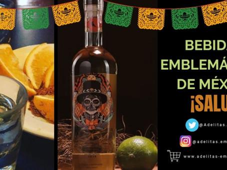 Bebidas emblemáticas de México. 🇲🇽🥃
