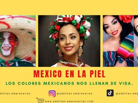 Los colores mexicanos  nos llenan de vida. 🇲🇽🥳