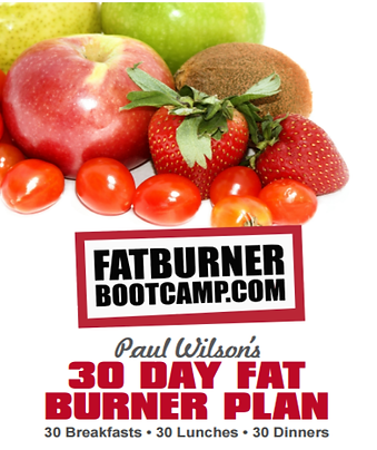 Teamworkout 30 Day Fat burner Recipes