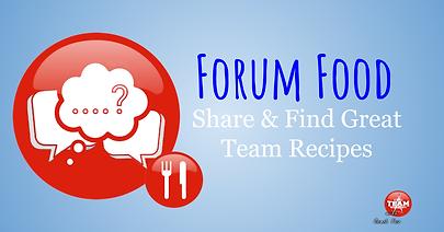 Teamworkout Food Forum
