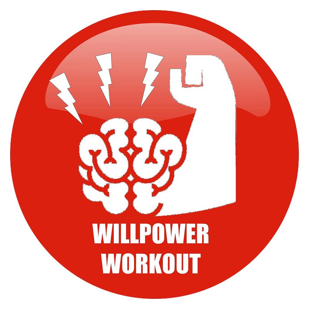 willpower workout