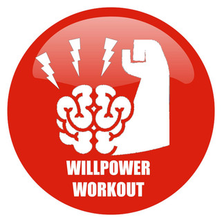 Stop struggling with your goal... Train your Willpower