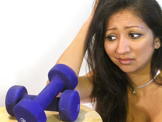 Can't Motivate Yourself To Move........ Could This Be Why?