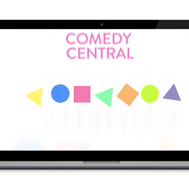 comedy central - animation