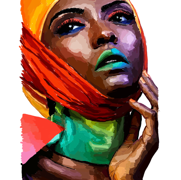 colorwoman - graphic design