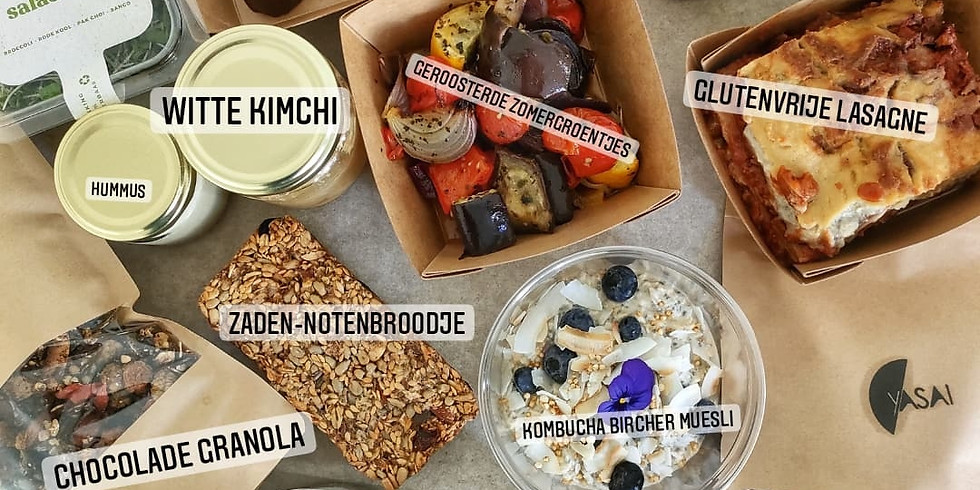 Healthy Essential Food Bag 26/09/2021