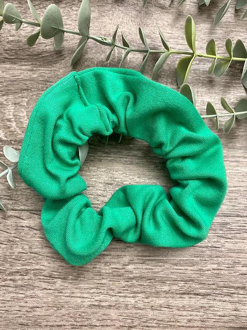 Jade Scrunchie