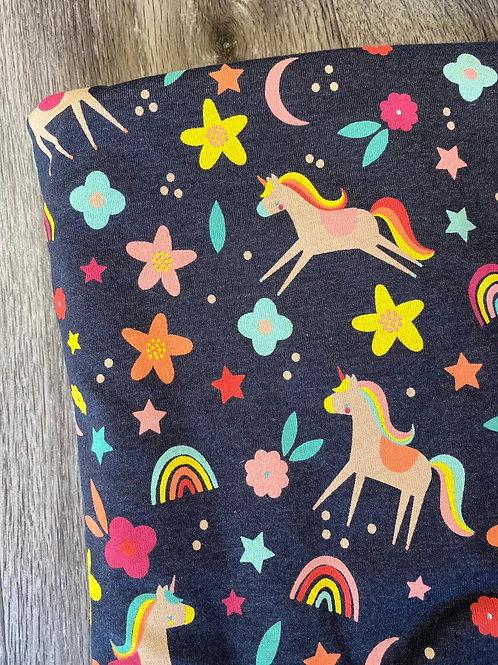Knot Bow Bobble Rainbows and Unicorns