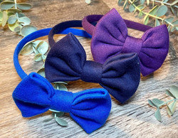 Royal Blue, Navy and Purple