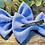 Thumbnail: Classic Bows Prong Clips Colours of the Rainbow