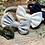 Thumbnail: Marl Grey Classic Bow Headband