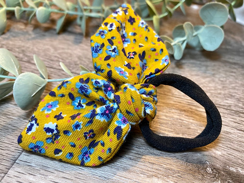 Knot Bow Bobble Floral