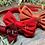 Thumbnail: Classic Bow Headband Colours of the Rainbow