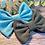 Thumbnail: Khaki Classic Bow Prong Clip