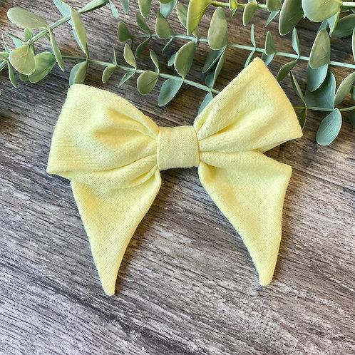 Lemon Holly Bow