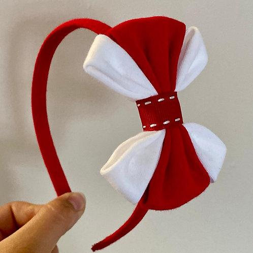 Classic Bow Headband England!