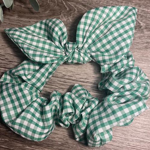 Emerald Green Gingham