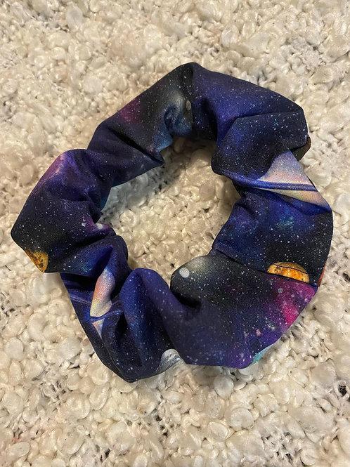 Space Scrunchie