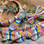Blue Rainbow Stripe