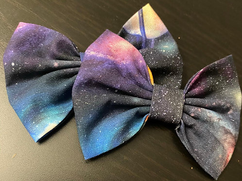 Space Classic Bow Prong Clip