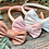 Thumbnail: Light Peach Classic Bow Headband