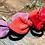 Thumbnail: Knot Bow Bobble Colours of the Rainbow