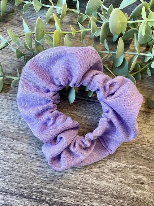 Lilac Scrunchie