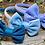 Thumbnail: Cornflower Blue Classic Bow Headband