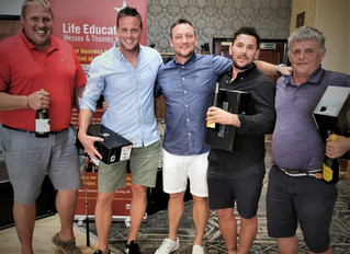 Devon Charity Golf Day 2019 - THANK YOU