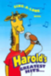 Harold's greatest hits poster.jpg