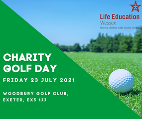 Life Education Charity Golf Day 23 July