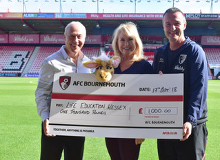 Cherries Community Fund donates to Life Education