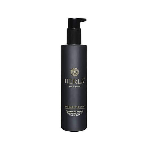 Firming body massage oil with macadamia oil&lipout 250ml