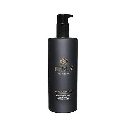 Moisturizing body massage oil with jojoba oil 250ml