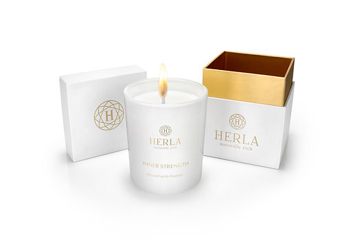 Scent Candle - Inner strenght 200g