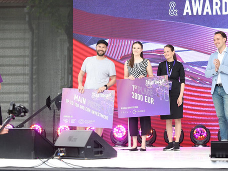 The Best Startup of The Year Was Elected During The Startup Fair Pitch Battle 2021!