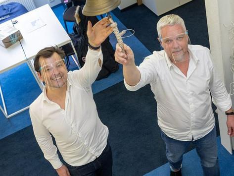 Įdarbinimo be CV startuolis sudomino investuotojus